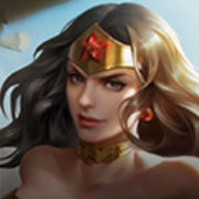 Wonder Woman Warrior hero in Arena of Valor