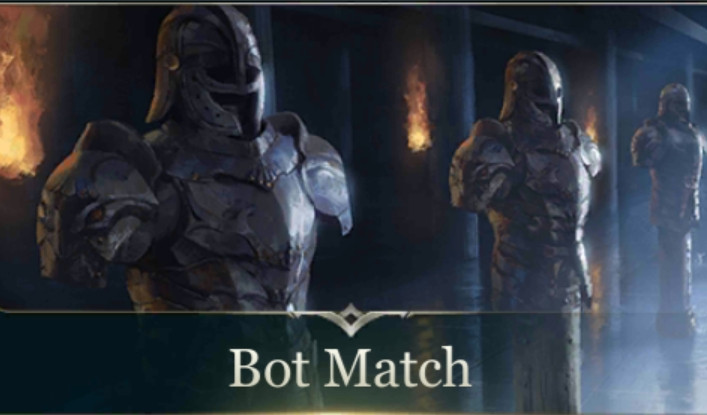 Bot match Arena of Valor