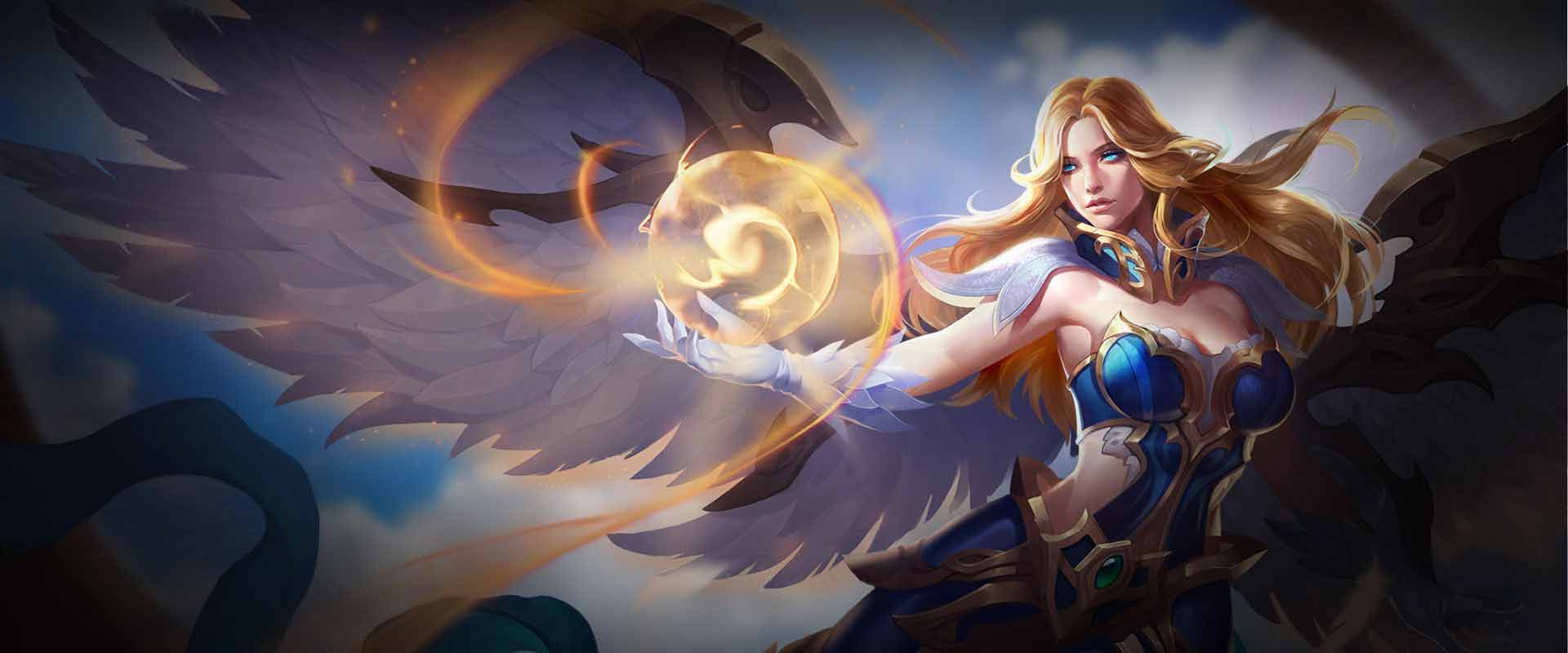 Lauriel Assassin hero Arena of Valor