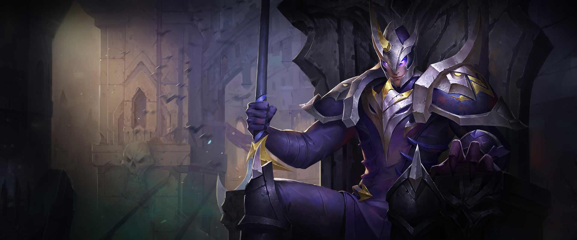Zephys Assassin hero in Arena of Valor