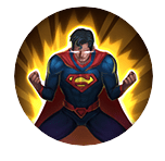 Man of Steel Superman second skill Arena of Valor