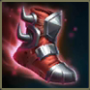 War boots will provide 25+ attack speed and +60 movement speed