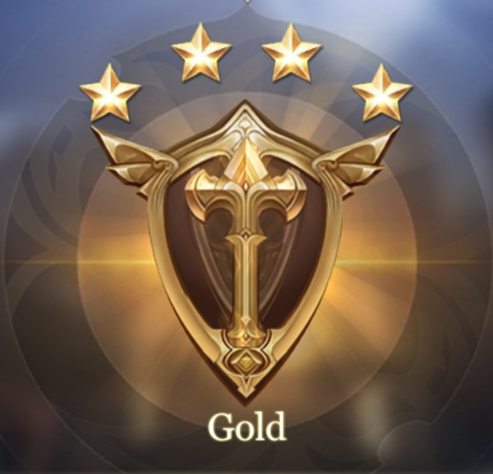 Gold Tier Arena of Valor
