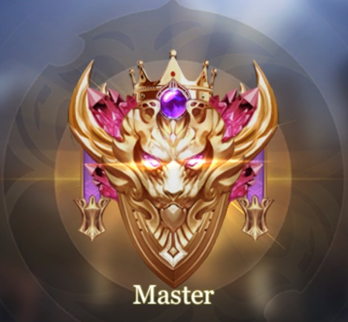 Master Tier Arena of Valor