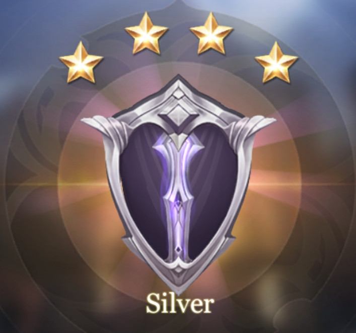 Silver Tier Arena of Valor