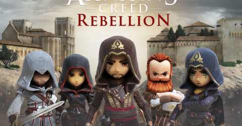 Assassin's Creed Rebellion Release Date