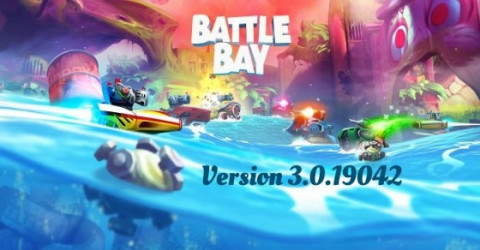 Battle bay patch notes version 3.0.19042