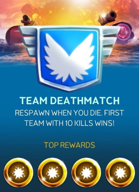 New Event Team Deathmatch for Battle Bay - zilliongamer your game guide