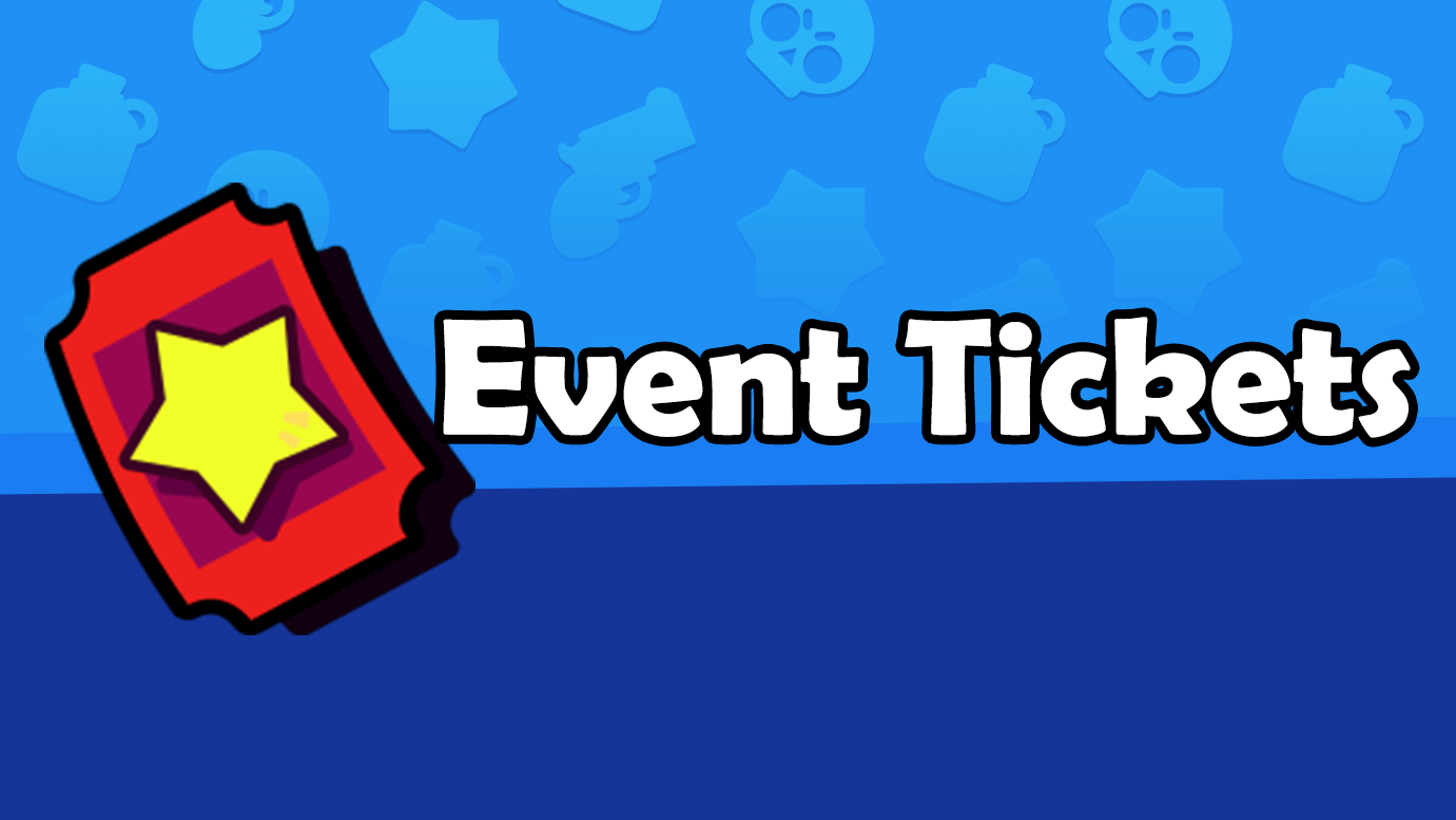 How to get Event Tickets | Brawl Stars - zilliongamer
