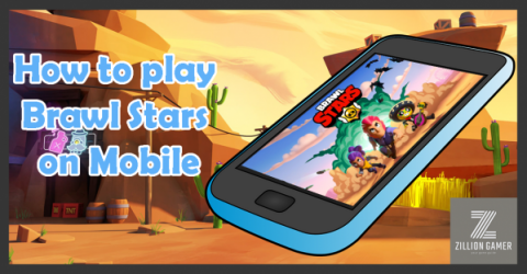 How to play Brawl Stars on Mobile
