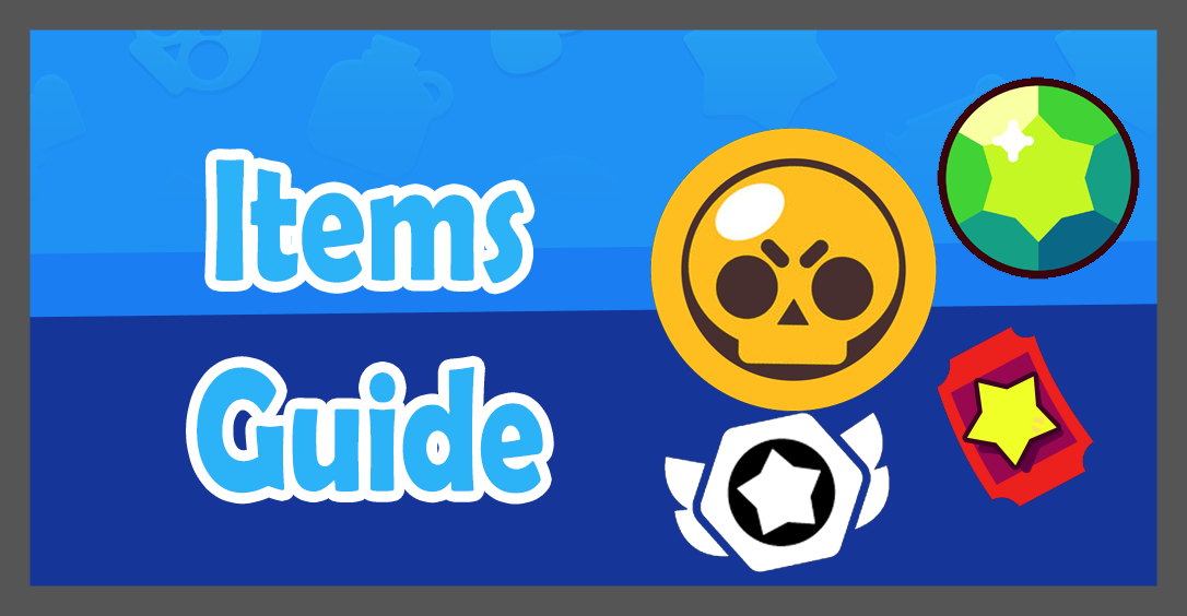 Items Guide