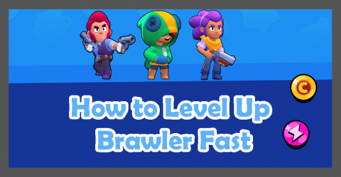How to Level Up Brawler Fast