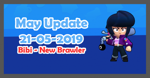 May Update 21-05-2019