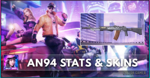 AN94 Stats, Skins, & How To Get
