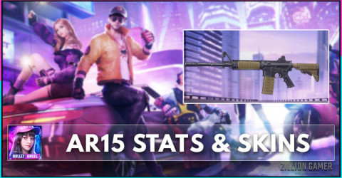 AR15 Stats, Skins, & How To Get