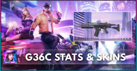 G36c Stats, Skins, & How To Get