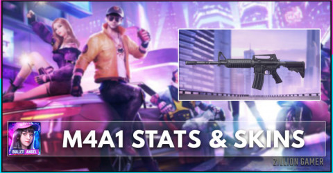 M4A1 Stats, Skins, & How To Get