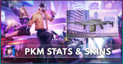 PKM Stats, Skins & How To Get