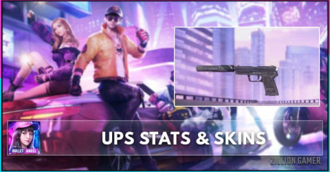 USP Stats, Skins & How To Get