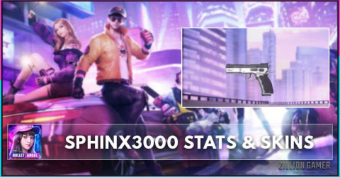 Sphinx3000 Stats, Skins & How To Get