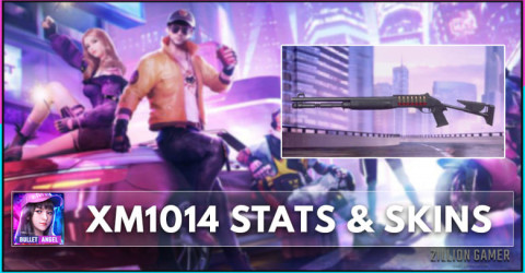 XM1014 Stats, Skins, & How To Get
