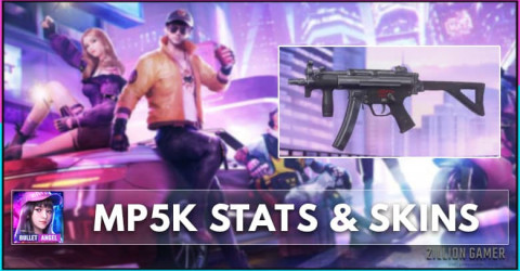 MP5K Stats, Skins, & How to Get