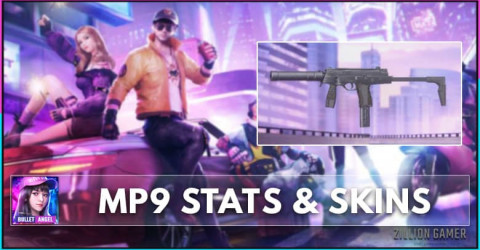 MP9 Stats, Skins, How to Get