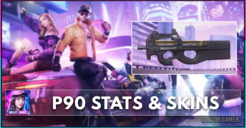 P90 Stats, Skins, & How to Get