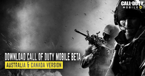 Call of Duty Mobile Australia & Canada New Beta Severs