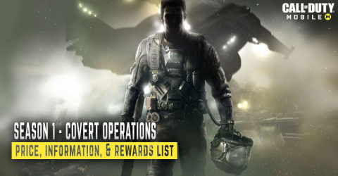 Call Of Duty Mobile Battle Pass Season 1 Covert Operation Zilliogamer