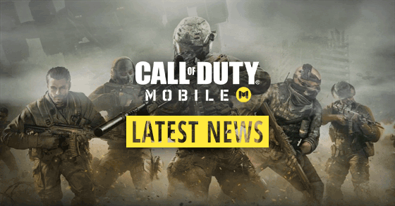 Every News related to Call of Duty Mobile can be find here. - zilliongamer