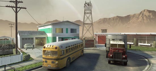 Nuketown map in Call of Duty Mobile - zilliongamer