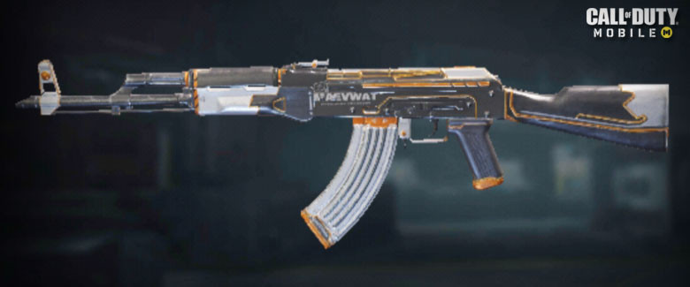 Visit the guide of AK47 Assault Rifle in Call of Duty Mobile.