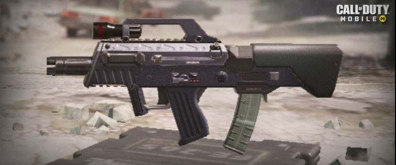 Visit the guide of Chicom Assault Rifle in Call of Duty Mobile.