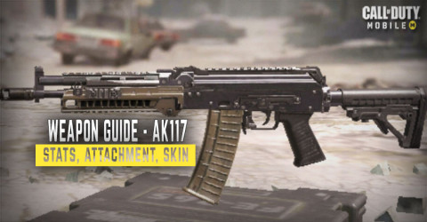 AK117 Stats, Attachment, & Skin