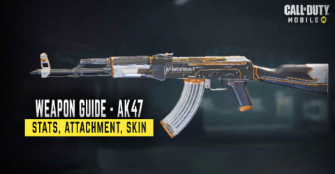 AK-47 Stats, Attachment, & Skin