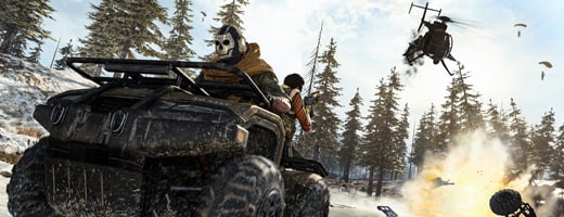 Call of Duty Warzone: Vehicle Transport List - zilliongamer