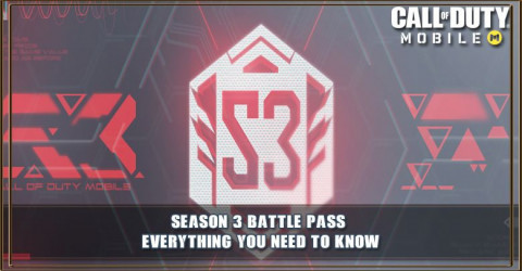 COD Mobile Season 3 Battle Pass - Everything You Need To Know