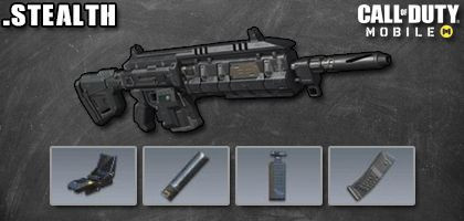 COD Mobile Man-O-War Best Attachments Build: Stealth - zilliongamer