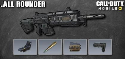 COD Mobile Man-O-War Best Attachments Build: All Rounder - zilliongamer