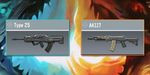 AK117 VS Type 25 in Call of Duty Mobile.