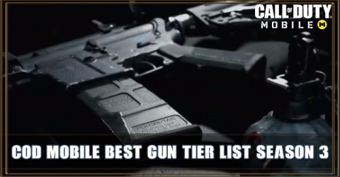 COD Mobile Best Gun For Season 3 - Gun Tier List