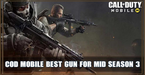 COD Mobile Best Gun New Update (Mid Season 3)