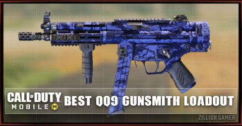 Best QQ9 Gunsmith Loadout Attachments in COD Mobile