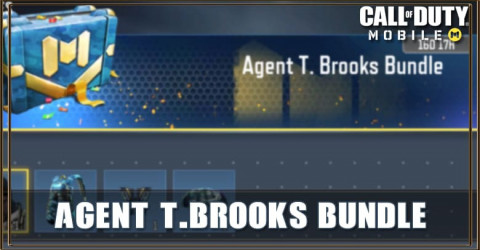 Agent T.Brooks Bundle