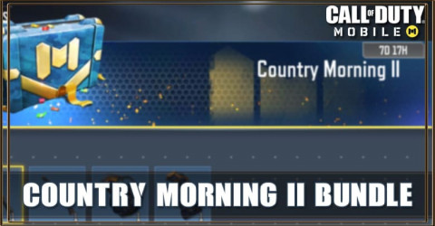 Country Morning II Bundle