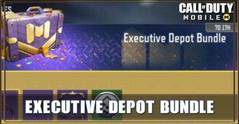 Executive Depot Bundle