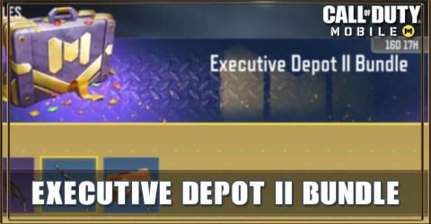 Executive Depot II Bundle