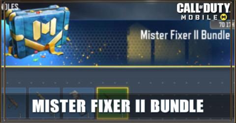 Mister Fixer II Bundle