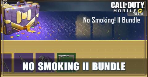 No Smoking II Bundle